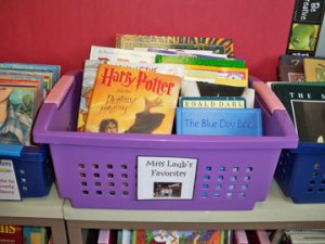 Teacher's favorite books